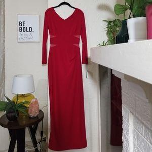 Lauren Ralph Lauren Parlor Red Evening gown
